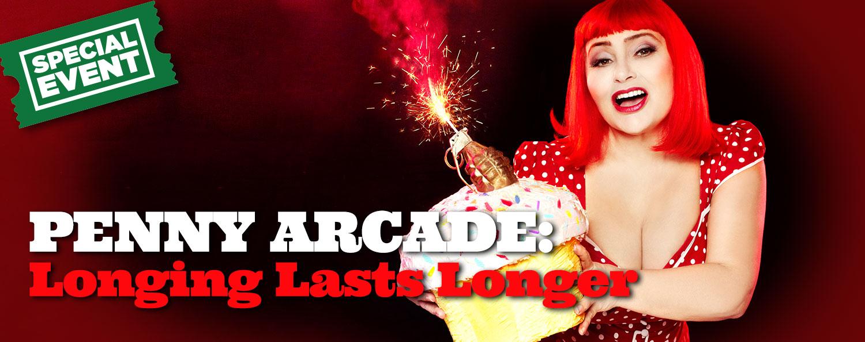 Penny Arcade: Longing Lasts Longer