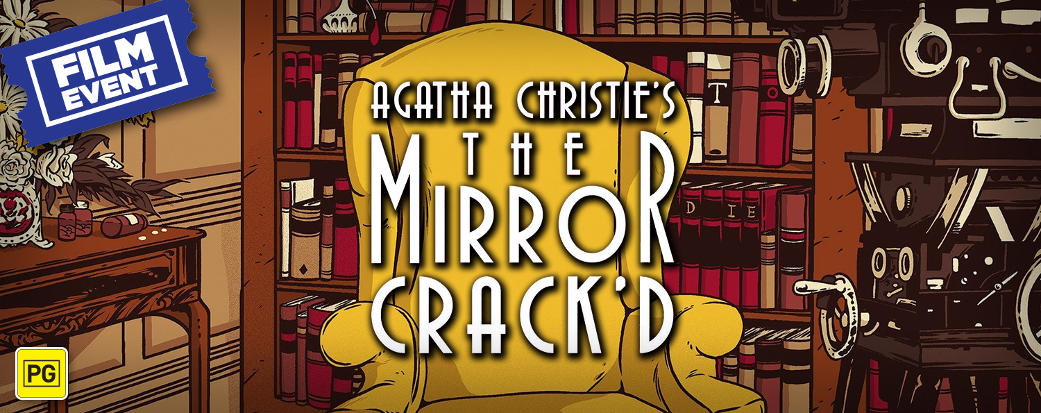 Agatha Christie Series: The Mirror Crack'd (PG)
