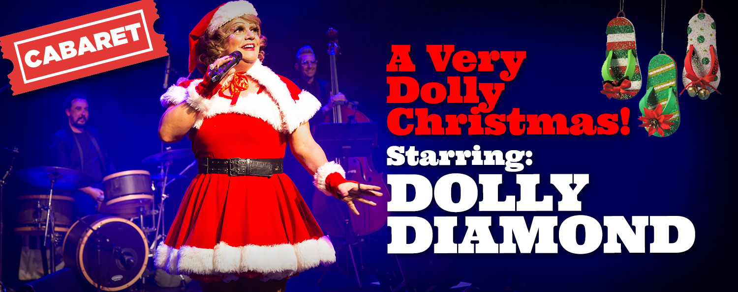 A Very Dolly Christmas! Starring Dolly Diamond