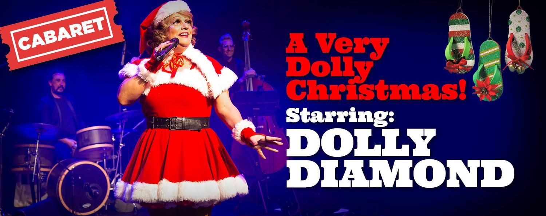 A Very Dolly Christmas! Starring Dolly Diamond