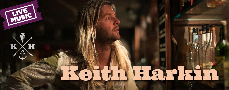 Keith Harkin (Live)