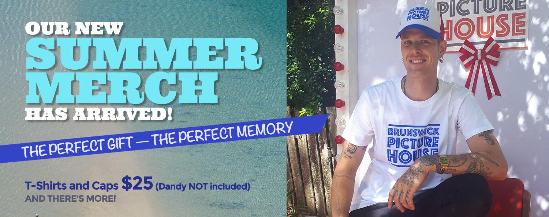 Our New Summer Merch!
