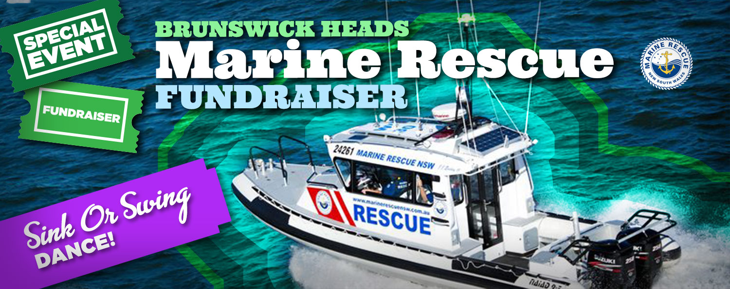 Brunswick Heads Marine Rescue Fundraiser