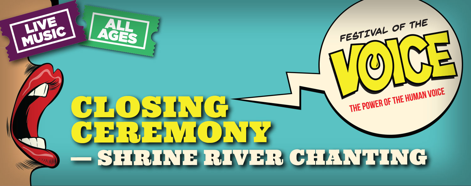 Closing Ceremony — Shrine River Chanting