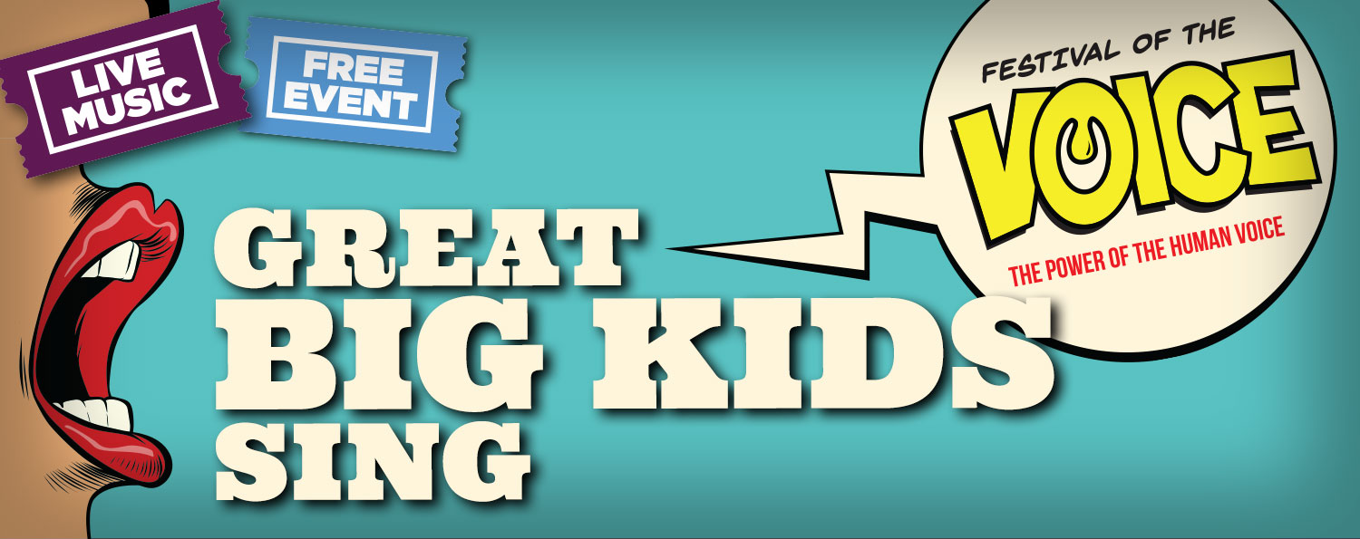 Great Big Kids Sing