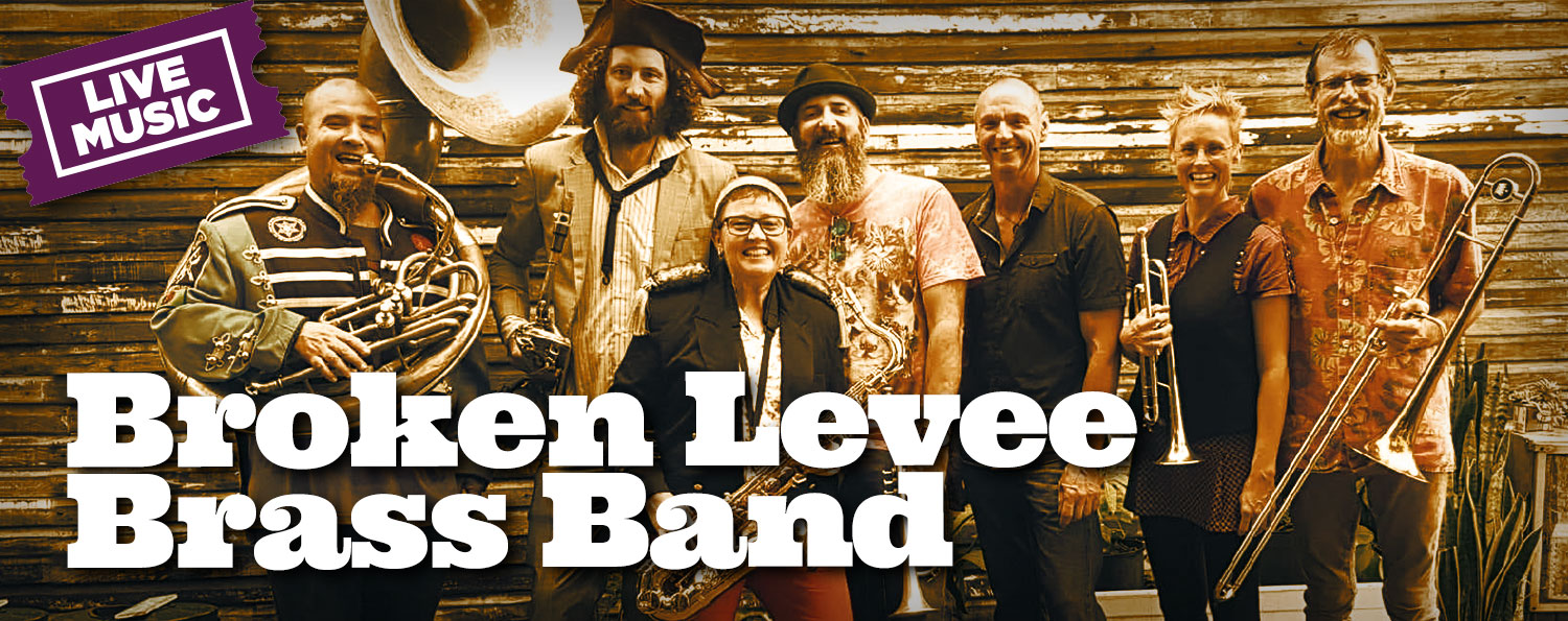Broken Levee Brass Band