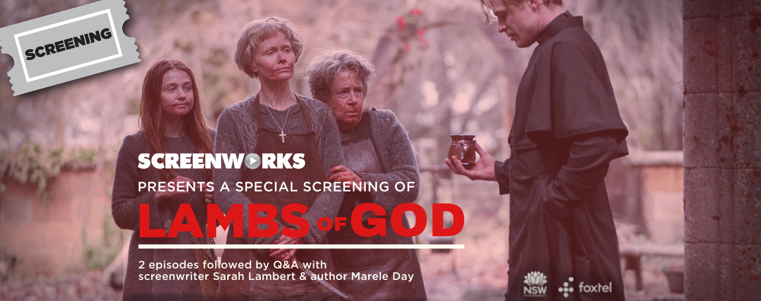 Lambs of God Screening and Q&A