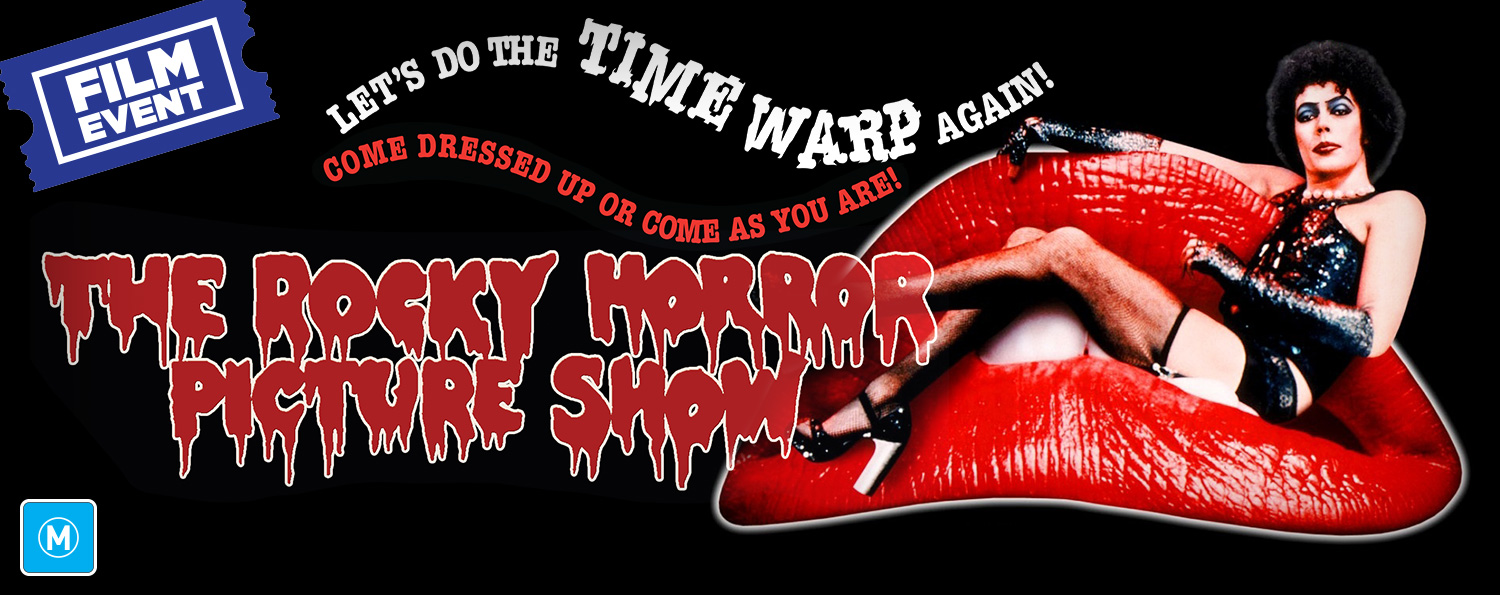 The Rocky Horror Picture Show (M)