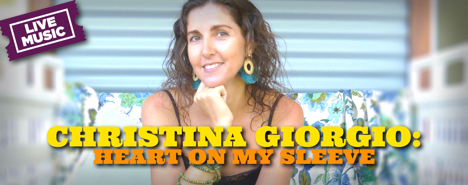 Christina Giorgio: Heart on My Sleeve